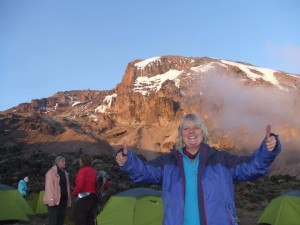lynne kilimanjaro